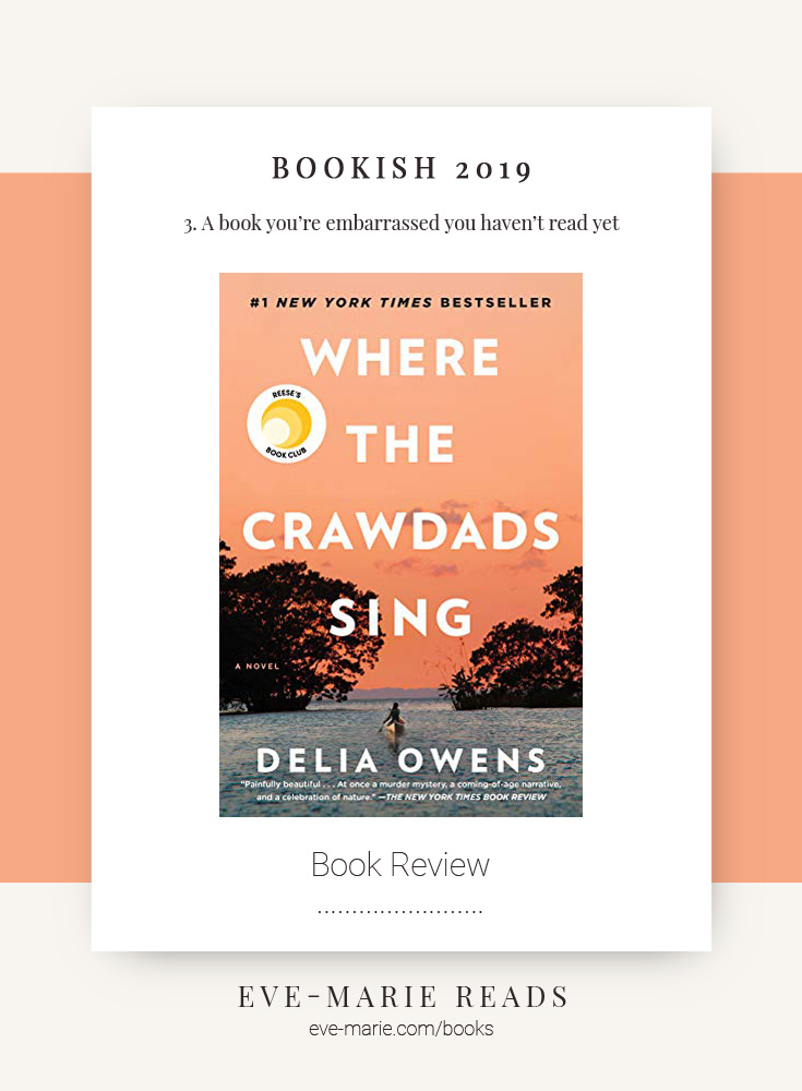 book review where the crawdads sing
